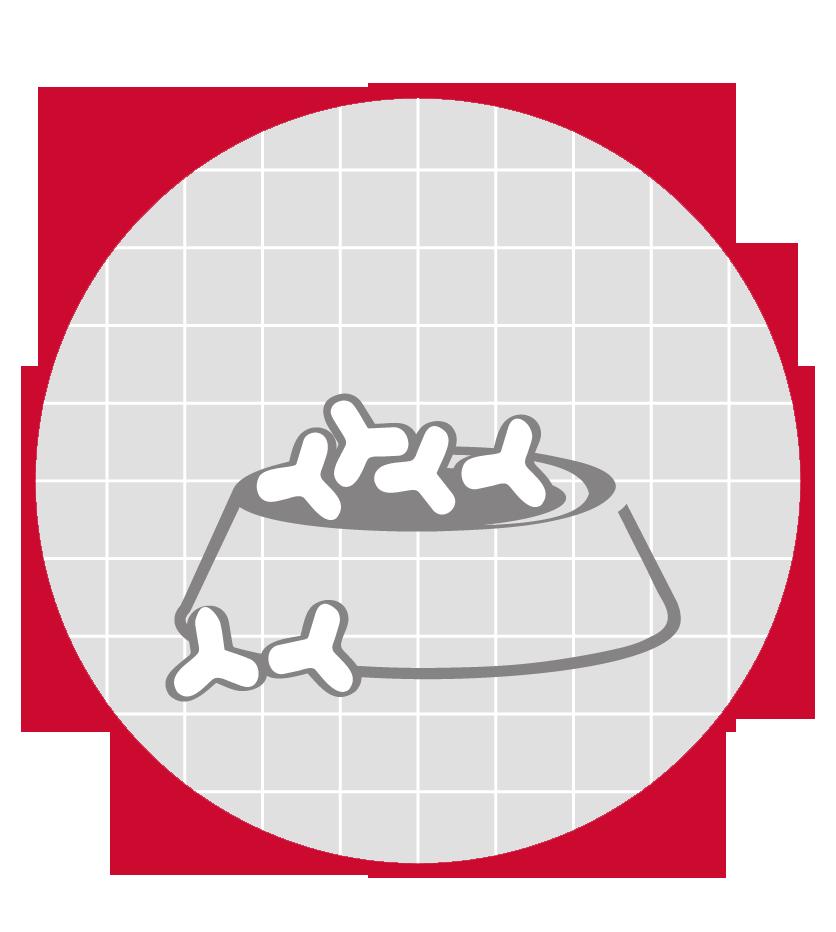 Croqueta adaptada para facilitar la masticación
