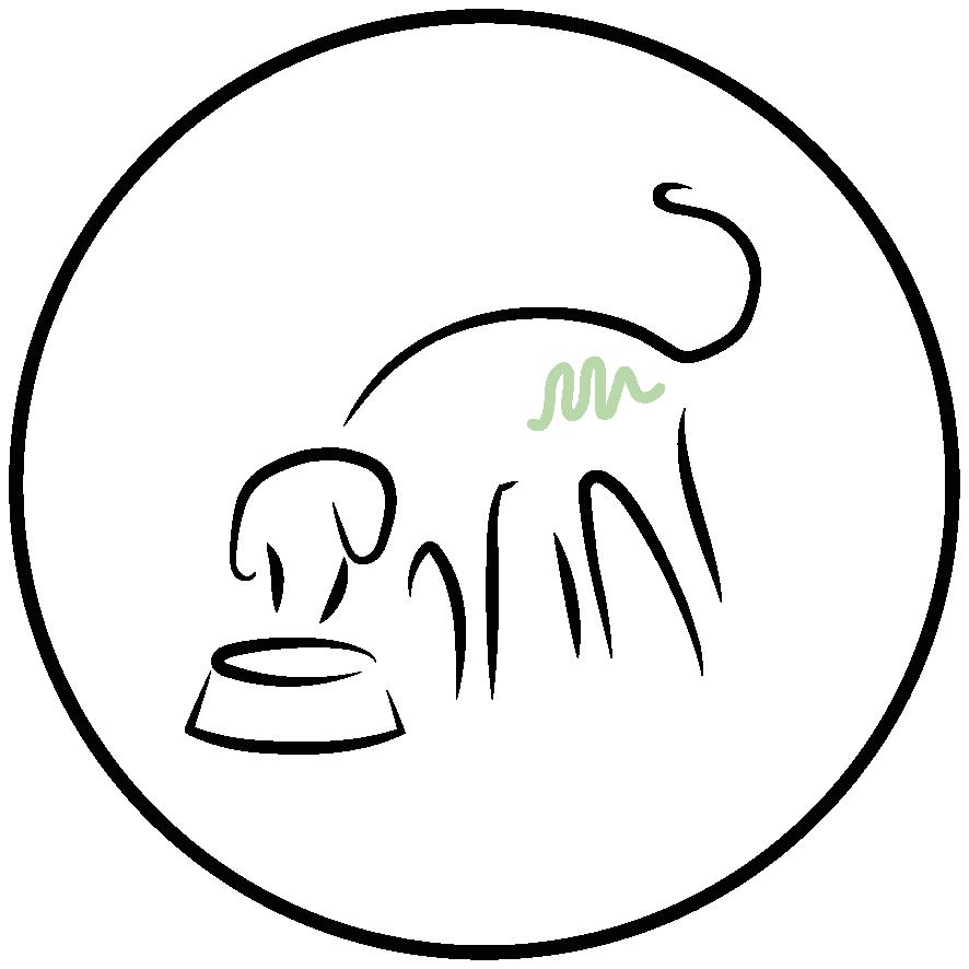 Ingredientes libres de gluten cuidadosamente seleccionados y proteína animal de alta calidad enriquecida con fibra para permitir una digestión óptima y una gran calidad de heces