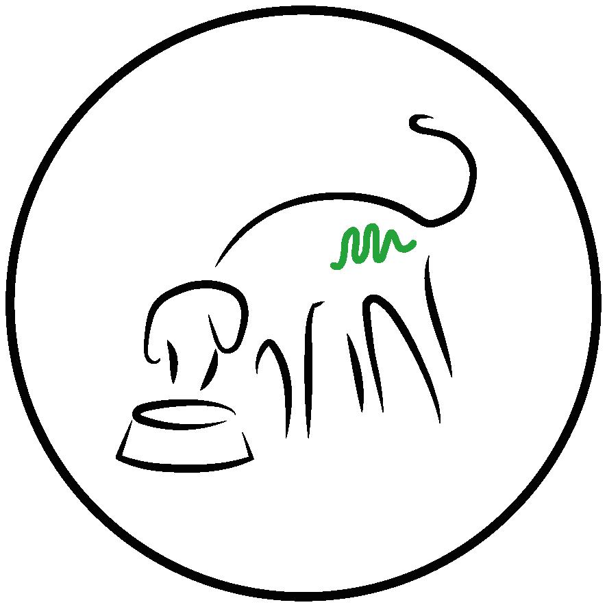 Ingredientes libres de gluten cuidadosamente seleccionados y proteína animal de alta calidad enriquecidos con fibra para permitir una digestión óptima y una gran calidad de heces