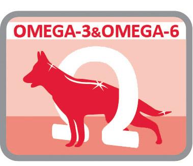 Con ácidos grasos omega3 y omega6