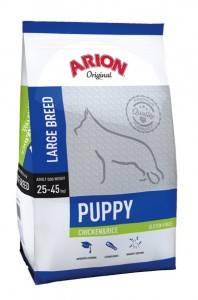 Puppy Large Breed Chicken&Rice