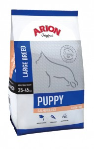 Puppy Large Breed Salmon&Rice