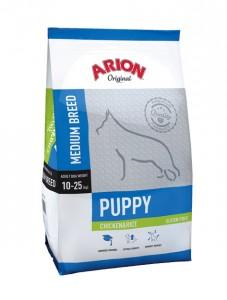 Puppy Medium Breed Chicken&Rice